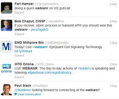 webinar typo webianr on Twitter @thewebinarway #webinar http://twitter.com/thewebinarway