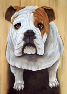 Custom Dog Portrait in Watercolor Pencil or by JustPaintItPets