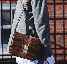 Ponyskin Bag