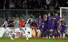 ORMAI E' CHIARO, LA DEA BENDATA TIFA JUVE #europa #league #juventus #fiorentina