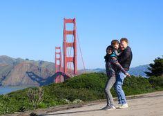 Golden Gate, San Francisco.