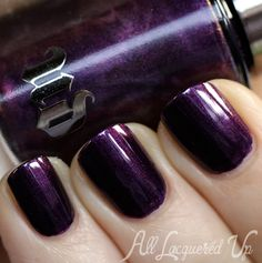 Urban Decay Addiction and Vice Nail Polish for Fall 2013 – Swatches | AllLacqueredUp.com