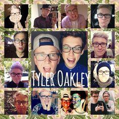 Tyler Oakley @Tyler Oakley