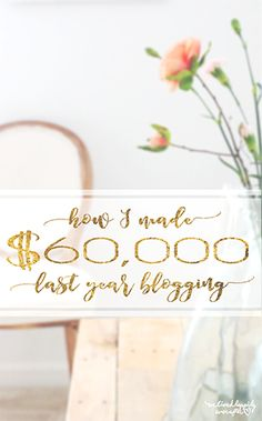 READ ALL THE POSTS IN THIS SERIES:   Part 1: How To Start A Blog  | Part 2: My Favorite Tools & Resources  | Part 3: How To Monetiz...