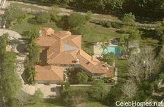 Kris Jenner Bruce Celebrity Homes Houses Celebhomes