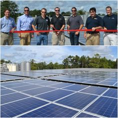 "We're taking green brewing to the next level with our newly installed solar panels! According to our President David Blossman, ""We're committed to being a green brewer, protecting the environment and our unique culture so that Louisiana will always be the Sportsman's Paradise."""