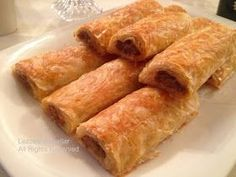 Lezzetli yemekler, pastalar, tatlılar, tuzlular ve yaratıcı değişik tarifler için oluşturulan bir blog.