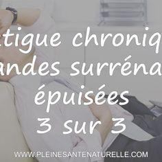Fatigue chronique, glandes surrénales épuisées [3/3]
