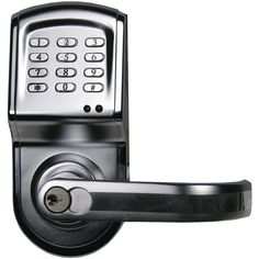 Linear Electronic Access Control Cylindrical Lockset With Right-hand Opening