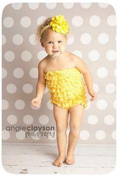 Toddler Studio Photography