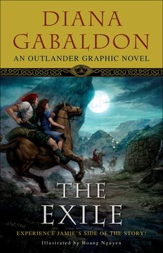 The Exile- #outlander graphic novel told from Jamie's perspective #yesplease