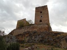 Castillo de La Guaredia de Jaen