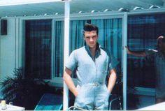 Colenel & Elvis in Palm Springs