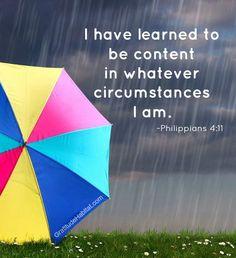 Yes.   Visit us at: www.GratitudeHabitat.com #grateful #Philippians #content
