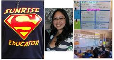 """LAUSD is extremely proud of its graduates and their many success. What an honor, when some return as teachers. Meet LAUSD """"Teacher of the Day"""" Ms. Hazel Vazquez. She teaches a special day class of 4th, 5th, & 6th graders at Sunrise ES where she enthusiastically challenges her students to excel in reading and writing. Keep up the great work!"""