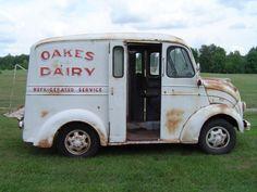1948 Milk Truck Original