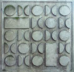 60's relief art