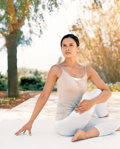 The #Yoga Rx: Moves to help ease back pain, indigestion and more.