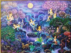 """Himavantaป่าหิมพานต์ หรือ หิมวันต์ เป็นป่าในวรรณคดีและความเชื่อในเรื่องไตรภูมิตามคติศาสนาพุทธและฮินดู มีความเชื่อว่า ป่าหิมพานต์ตั้งอยู่บนเขาหิมพานต์หรือหิมาลายา (หิมาลัย) คำว่า """"หิมาลายา"""""""