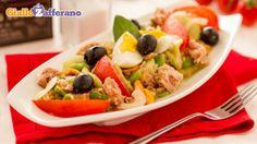 Ricetta Insalata greca - Le Ricette di GialloZafferano.it
