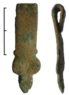 WAW-980693: Binton, Medieval harness mount