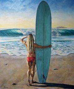Colleen Gnos | COTW Surf Artist