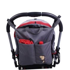 4708714c880f Portable Baby Diaper Bag large baby bag Organizer Mother Maternity bags baby  care nappy changing stroller bag for wheelchairs