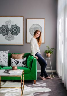 Interior designer Nicole Rosenberg shows how to transform a '70s-style  Melbournian home into a stylish haven fit for a family.
