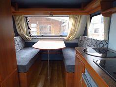 Niewiadow N126 D - Schönberg Caravan Mini Caravan, Camping Car, Rv Campers, Van Life, Motorhome, Design, Caravan Interiors, Handy Tips, Campsite