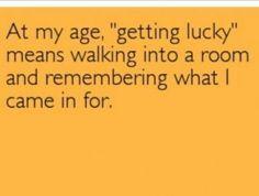BG Getting Lucky