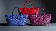 Farbod Barsum Couture Exotics Debuts Pirarucu Totes
