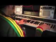 "GAUDI and DANNY LADWA in the studio (track ""Life"") HD - YouTube"