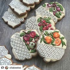 Inspiration of the day Amazing #icingcookies from @oliabseiso #bakingcookies #sugarcookies #sweetcookies #cookiedecorating #cookiedesign #cookieart #decoratingcookies #paintedcookies #decoratedsugarcookies #decoratedcookies #cookieart #bakingaddiction #baking #bakingaddict #cookies #royalicing #biscuit #keksedekorieren #kekse #sablésdécorés #sablésglacés #biscoitosdecorados #sablés #biscuitsglacés #biscuits #handpaintedcookies