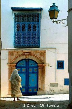 La médina en Tunisie