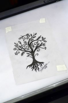 arvore da vida - tattoo sketch - Thiago Padovani tree of life - tattoo sketch - Thiago Padovani Celtic Tattoos, Leg Tattoos, Cute Tattoos, Beautiful Tattoos, Body Art Tattoos, Tattoo Life, I Tattoo, Tattoo Quotes, Tattoo Sketches