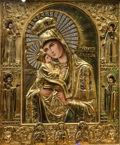 Pochaev Religious Images, Religious Icons, Religious Art, I Love You Mother, Mother Mary, Papal Bull, Hail Holy Queen, Pictures Of Mary, Queen Of Heaven