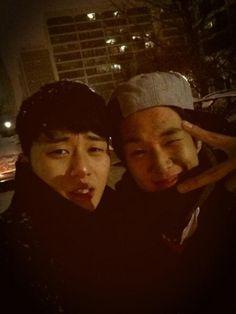 Choi Woo Shik Clears Up Rumors about Dating Park Seo Joon | Soompi