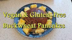 Healthy Buckwheat Pancakes (Vegan & Gluten-Free)
