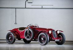 1934 Alfa Romeo 6C 2300 Maintenance/restoration of old/vintage vehicles: the material for new cogs/casters/gears/pads could be cast polyamide which I (Cast polyamide) can produce. My contact: tatjana.alic@windowslive.com