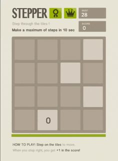 An addicting game that tests your reflexes against time and movement. Test your speed and accuracy with this simple and fun game!
