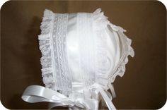 Lace Bonnets.