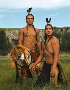 Into the West with Zahn McClarnon and Michael Spears Native American Models, Native American Warrior, Native American Wisdom, Native American Pictures, Native American Beauty, Indian Pictures, American Indian Art, Native American Tribes, Native American History