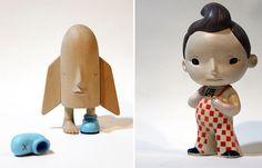Sculpture by Yoskay Yamamoto