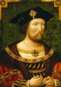 A young Henry VIII c. 1520 by an unknown artist
