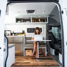 Your home on wheels // Mercedes Sprinter 170