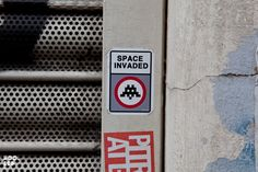 French street Art Invader releases his film online. French Street, Street Artists, Film, Movie, Film Stock, Cinema, Films