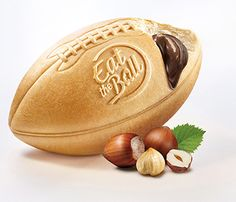 Eat the Ball® American Football original boosted. Bread of a new Generation. One Ball One Game! American Football, Nuss Nougat Creme, Multi Grain Bread, Food And Drink, The Originals, Game, Delicious Snacks, Football, Venison