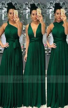 long bridesmaid dresses,chiffon bridesmaid dresses,mismatched bridesmaid dress B. long bridesmaid dresses,chiffon bridesmaid dresses,mismatched bridesmaid dress B. Emerald Green Bridesmaid Dresses, Mismatched Bridesmaid Dresses, Wedding Bridesmaid Dresses, Prom Dresses, Infinity Dress Bridesmaid, Long Fancy Dresses, Infinity Dress Ways To Wear, Infinity Dress Styles, Emerald Prom Dress