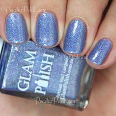 Glam Polish Take A Bow | GleeK Collection | Peachy Polish