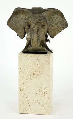 Ted Gall (American, B. 1941) The Elephant Man. Lot 155-6158 $300 – $500